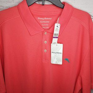 TOMMY BAHAMA ISLAND ZONE SUPIMA MEN'S SZ XXL POLO